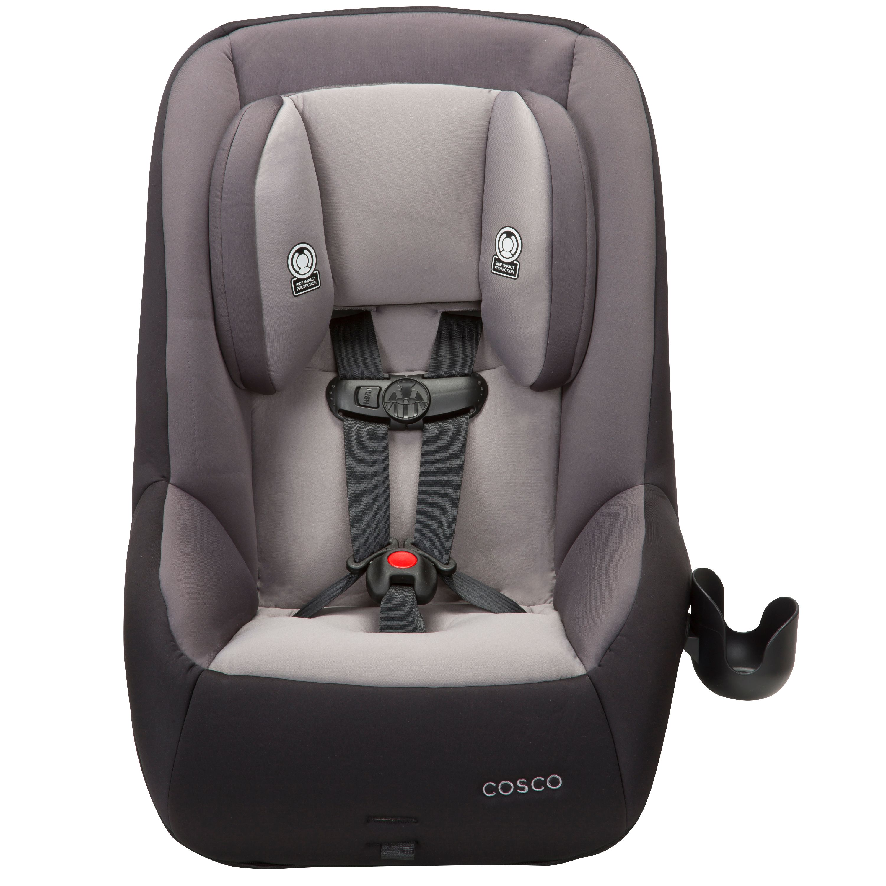 Cosco MightyFit 65 Rear & Forward Facing Convertible Car Seat, Anchor