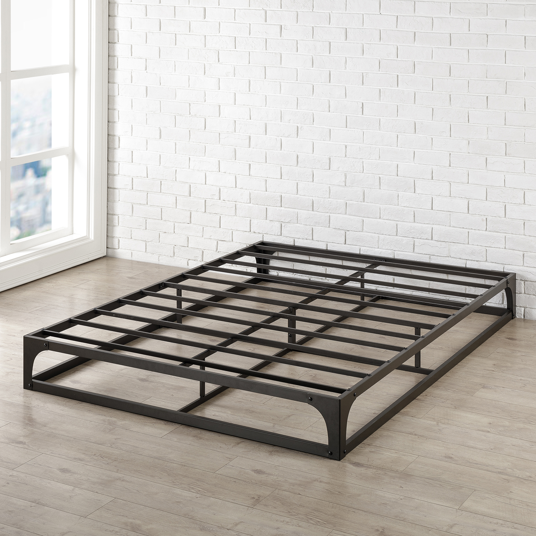 Best Price Mattress 9 Inch Metal Platform Bed Frame (Hinge Type), Multiple sizes