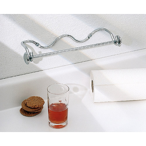 Wall Mount Paper Towel Holder interdesign paper towel holder, awavio wall mount for kitchen