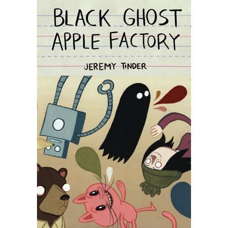 Ghost Apple - Black Ghost Apple Factory - eBook