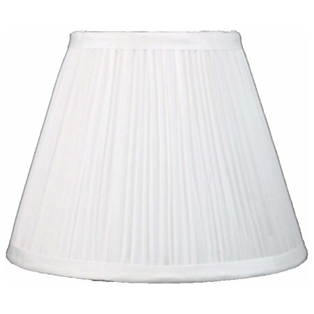 Urbanest Softback Mushroom Pleated Lamp Shade, 5x9x7