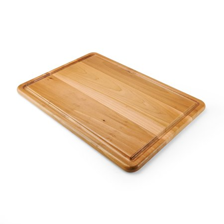 Farberware 15 Inch x 21 Inch Wooden Cutting Board, 1 Each