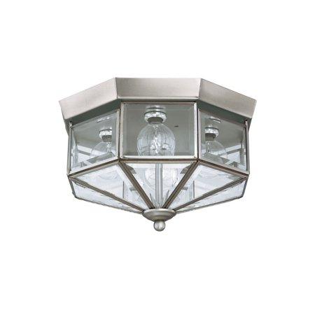 sea gull lighting 7662 grandover 4 light flush mount ceiling fixture Ceiling Cloud Four Light