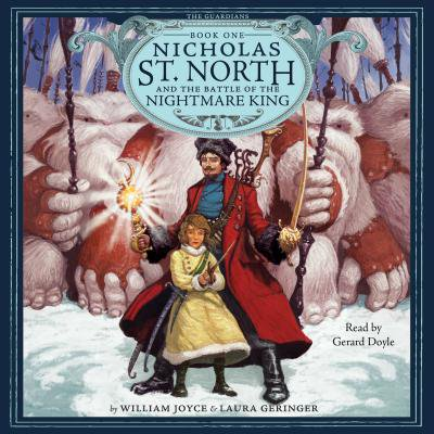 Nicholas St. North and the Battle of the Nightmare King -