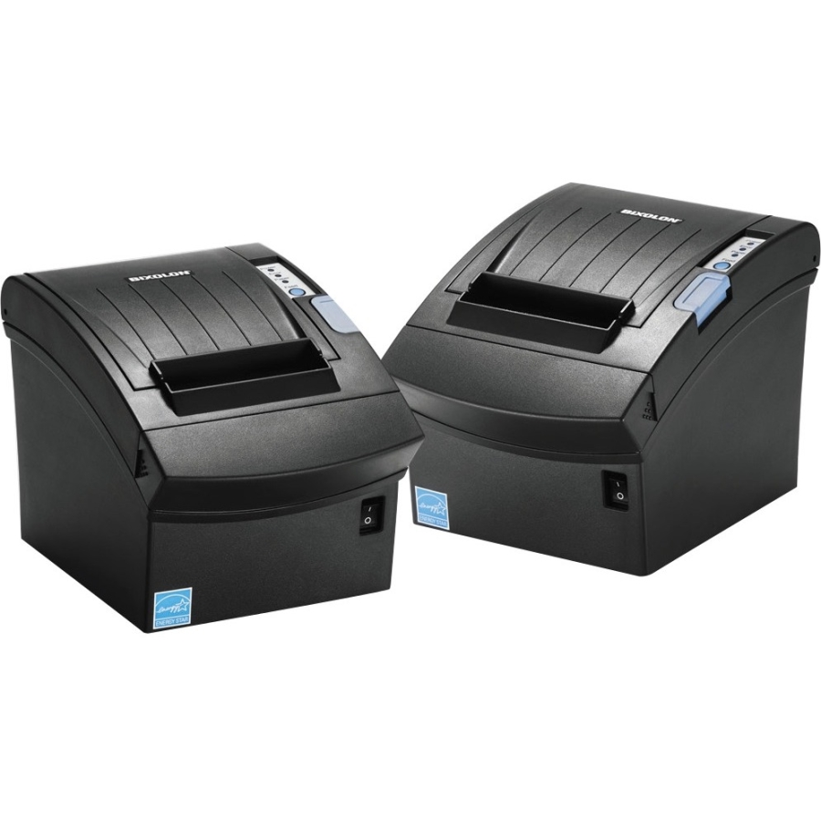 "Bixolon Srp-350iii Direct Thermal Printer - Monochrome - Desktop - Receipt Print - 2.83"" Print Width - 9.84 In/s Mono - 180 Dpi - 64 Mb - Usb - Serial - Thermal Paper, Receipt - 3.27"" (srp-350iiicosg)"