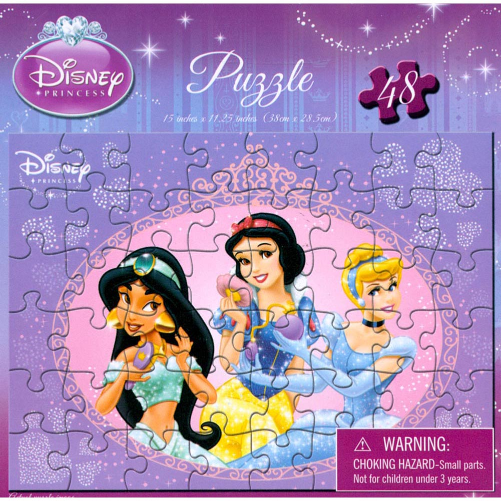 Disney Princess Snow White 48 Piece Puzzle