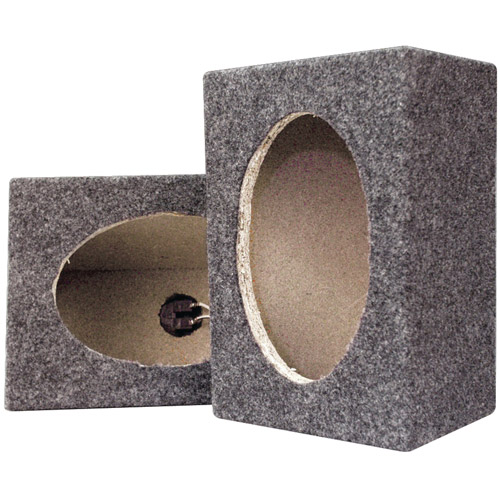 Pyramid PMB69MT Carpeted Speaker Cabinets