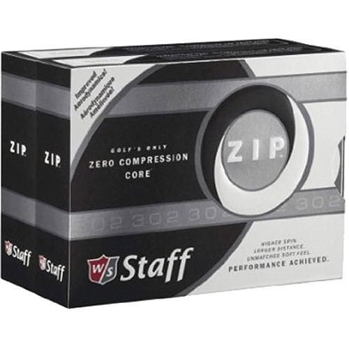 Wilson Staff Zip 24-Pack Golf Balls by Wilson Sporting Goods