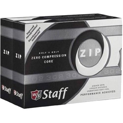 Wilson Staff Zip 24-Pack Golf Balls