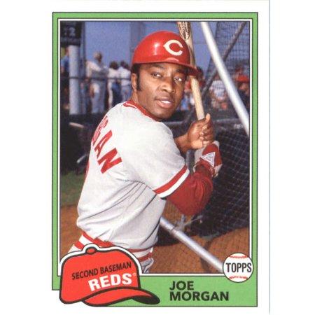 2018 Topps Archives #232 Joe Morgan Cincinnati Reds Baseball -