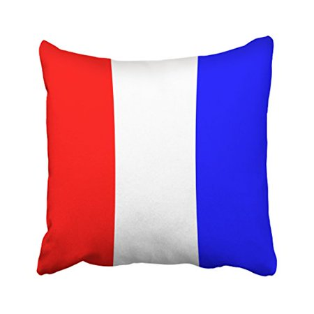 WinHome Square Throw Pillow Covers Vintage International Maritime Signal Flag Letter Nautical Pillowcases Polyester 18 X 18 Inch With Hidden Zipper Home Sofa Cushion Decorative Pillowcase - Nautical Supply International