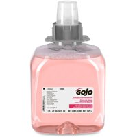 Gojo, GOJ516103EA, Luxury Foaming Handwash Dispenser Refill, 1 Each, Pink