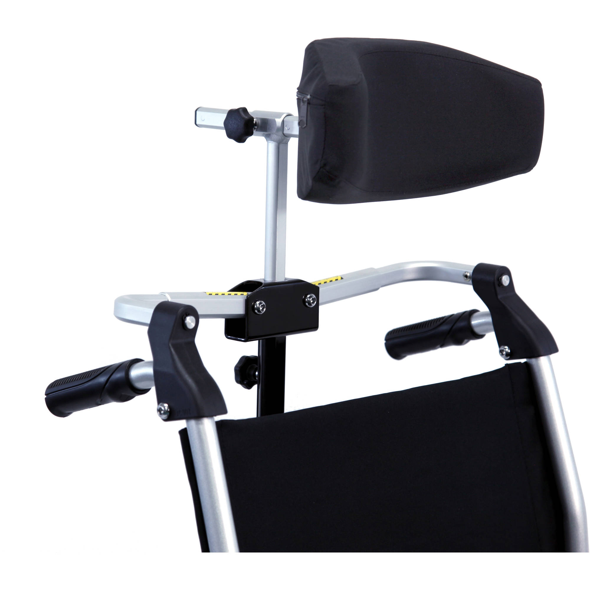 "Karman Wheelchair Headrest Universal For 16""-18"" Seat"