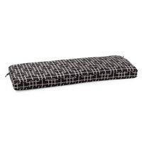 Coral Coast Madison Outdoor Square Pattern Cushion for Benches and Porch Swings