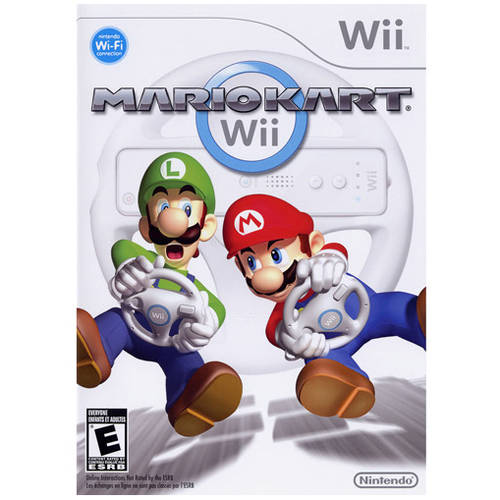 Mario Kart (Wii) - Game Only - Pre-Owned
