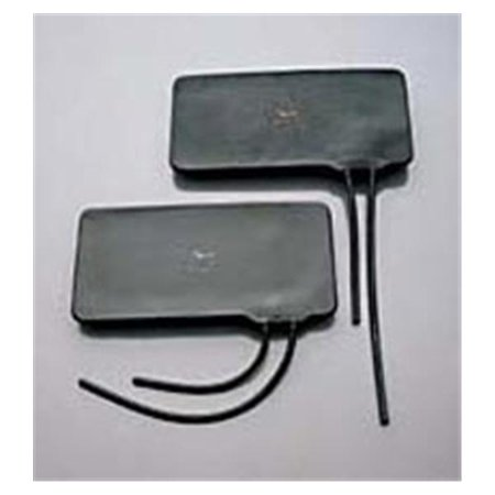 WP000-5089-01 5089-01 5089-01 Bladder Infl Tycos Std Sz 11L Adlt LF 2Tb f/ Aneroid Sphyg Blk Ea From Tycos Instruments Inc ()
