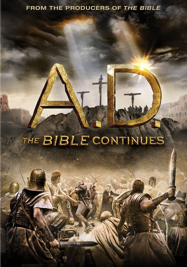 A.D. The Bible Continues (DVD) by Mgm
