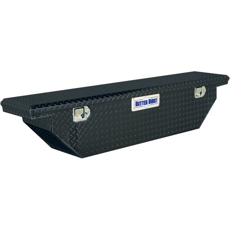 "Better Built 61.5"" Crown Series Slimline Low Profile Wedge Truck Tool Box"