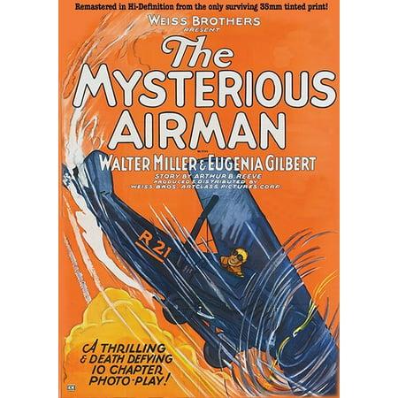 New Airman Battle Uniform - The Mysterious Airman (DVD)