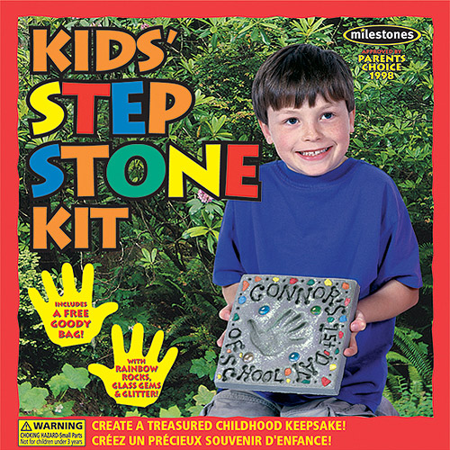 Milestones Kids' Steps Stepping-Stone Kit