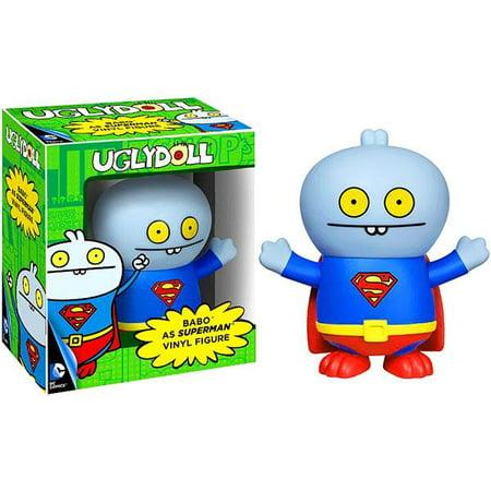 Funko Uglydoll Babo as Superman Vinyl FIgure