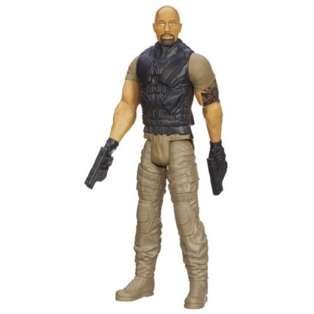 Gi Joe - Hasbro Gi Joe 12 Inch Figure Roadblock