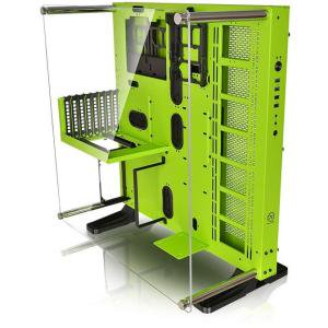 Thermaltake Core P5 Green Edition Atx Open Frame Mid Tower Pc Chassis