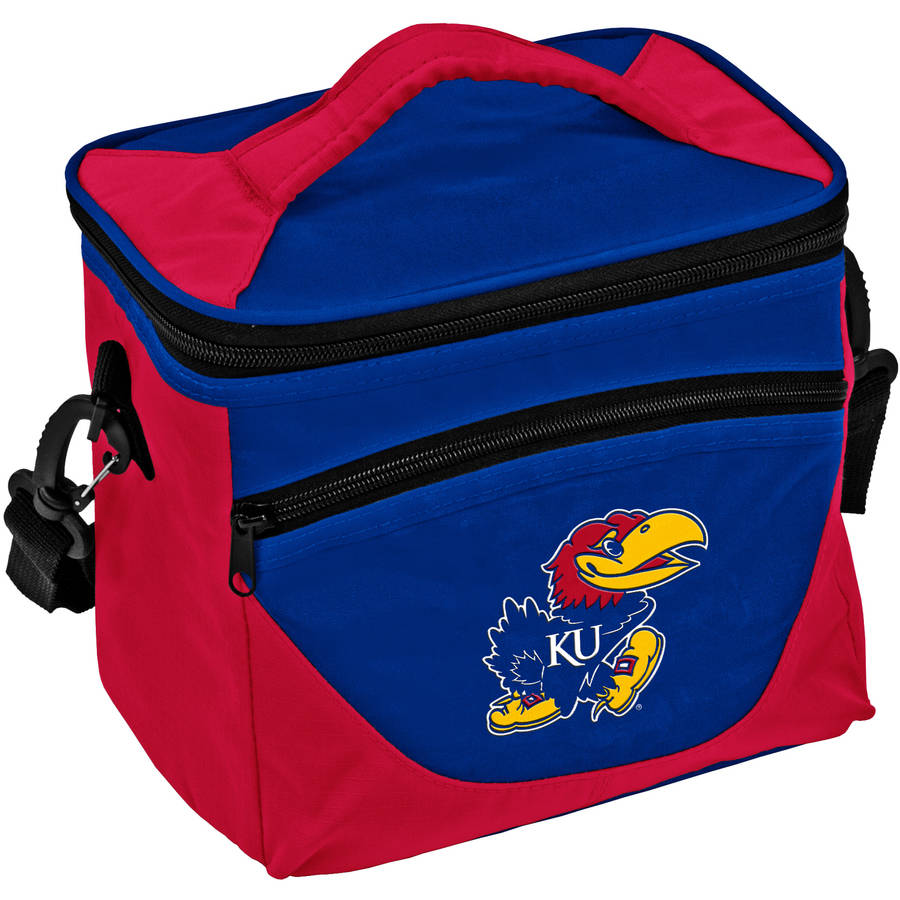 Logo NCAA Kansas Halftime Lunch Cooler
