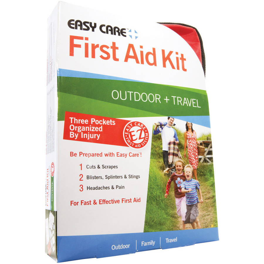 Adventure Medical First Aid Kit, EZ Care Outdoor