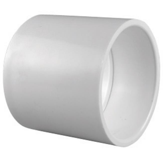 Genova Products 30110 1  PVC Sch 40 Couplings