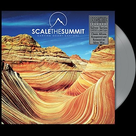 Carving Desert Canyons - Silver Series (Vinyl) (Signature Series Vinyl)