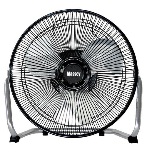"Massey High Velocity Fan, 9"""