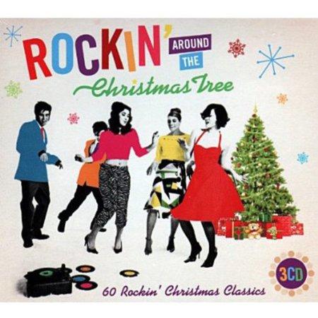 Rockin Round the Christmas Tree (CD)