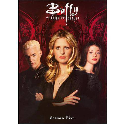 Buffy The Vampire Slayer: The Complete Fifth Season (Full Frame)