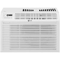 LG 6,000 BTU Window Air Conditioner with Remote
