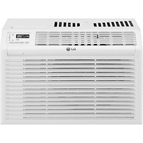 Lg 6 000 Btu Window Air Conditioner With Remote Walmart Com Walmart Com