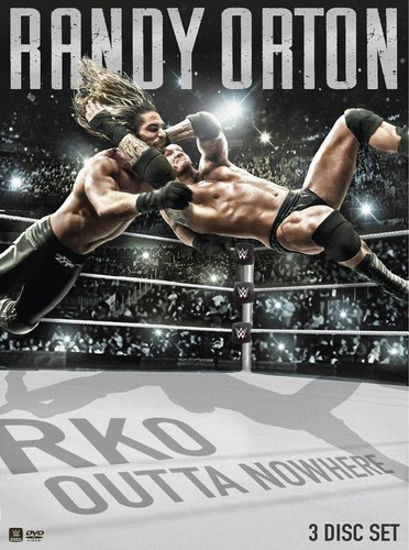WWE: Randy Orton RKO Outta Nowhere (Widescreen) by WARNER HOME VIDEO
