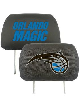 NBA Orlando Magic Headrest Covers