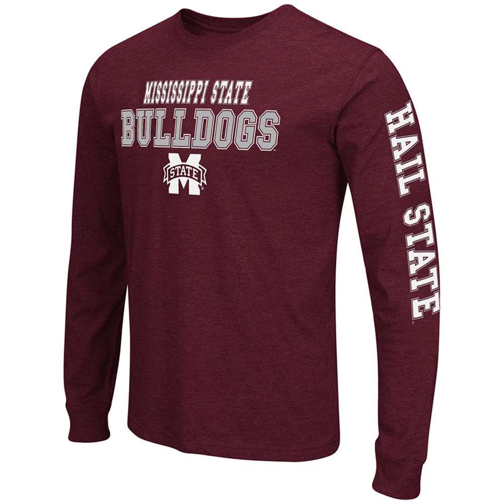 Mississippi State Bulldogs Game Changer Long Sleeve T-Shirt