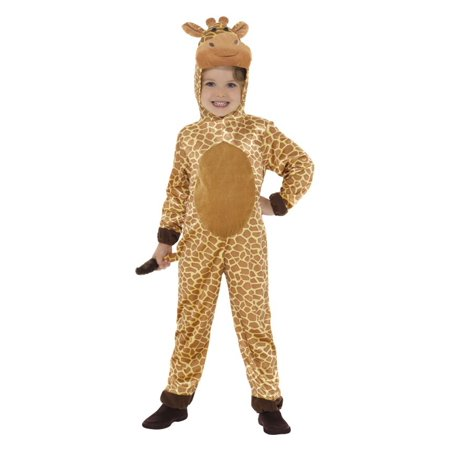 Kids Giraffe Costume