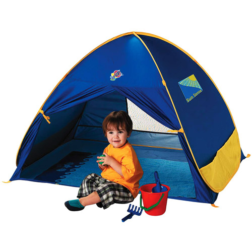 Schylling Pop Up Company Infant Play Shade Pop Up Tent  sc 1 st  Walmart : pop up tent play - memphite.com