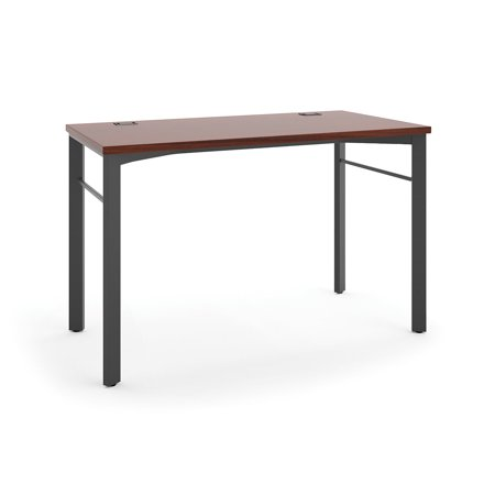 Carolina Cottage Chestnut Finish - HON Manage Table Desk, 48