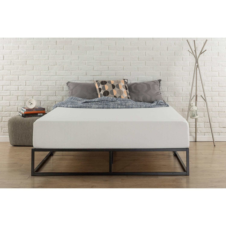 Zinus Platforma Low Profile 10 Bed Frame Walmartcom
