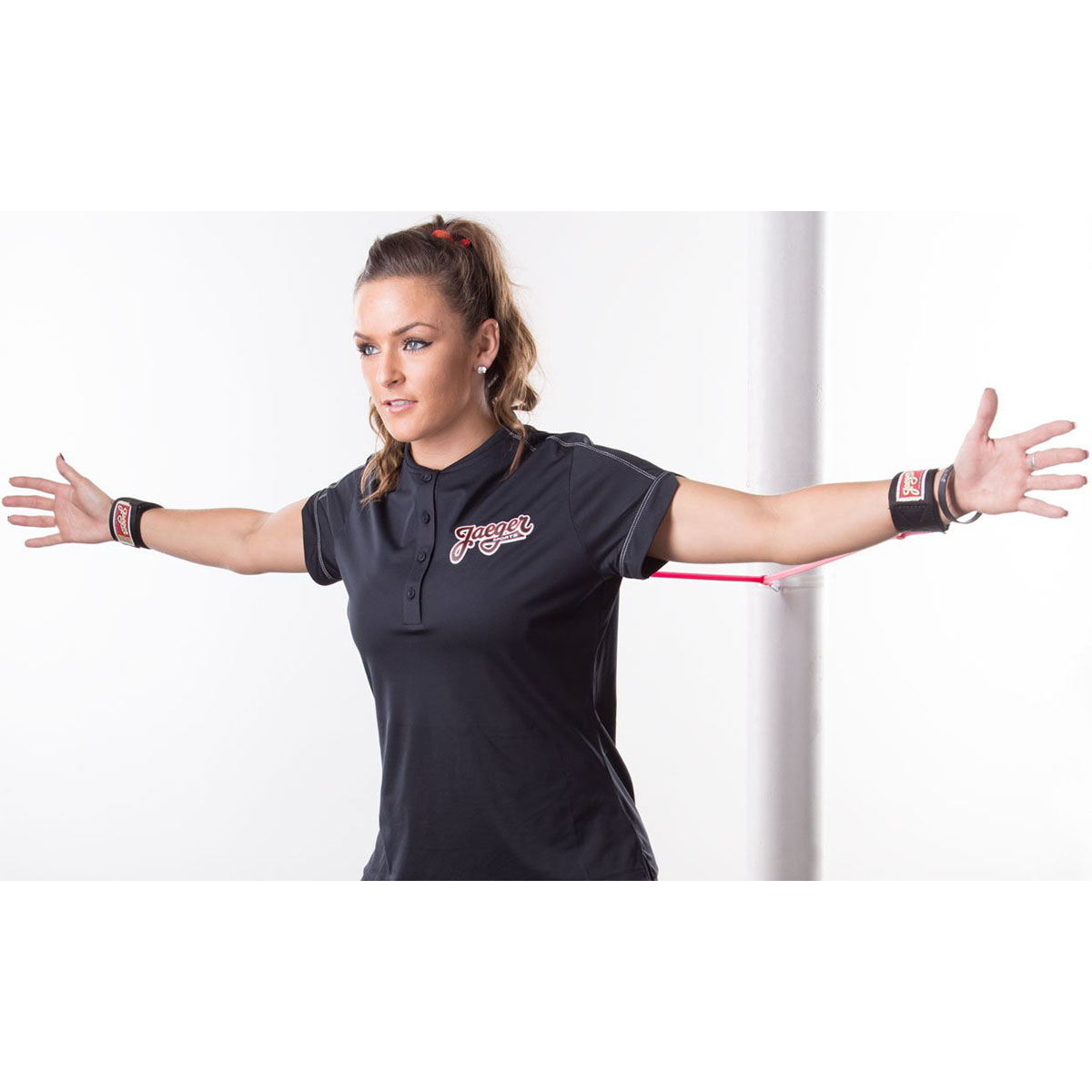 Silver Jaeger Sports Youth J-Bands Jr Exercise Arm Band