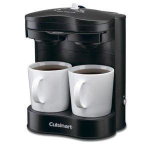 Cuisinart Wcm11 2 Cup Coffee Maker Black Walmartcom