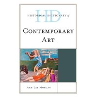 Historical Dictionaries of Literature and the Arts: Historical Dictionary of Contemporary Art (Hardcover)