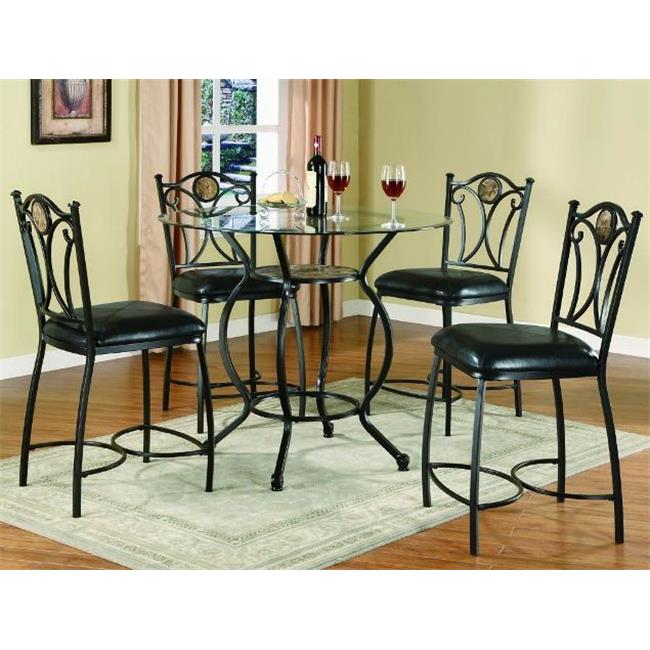 Coaster Cb42rd 42 Inch Round Glass Table Top Walmart Com