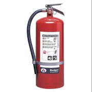 Badger 20 lb. Capacity, Fire Extinguisher, Dry Chemical, B20BC
