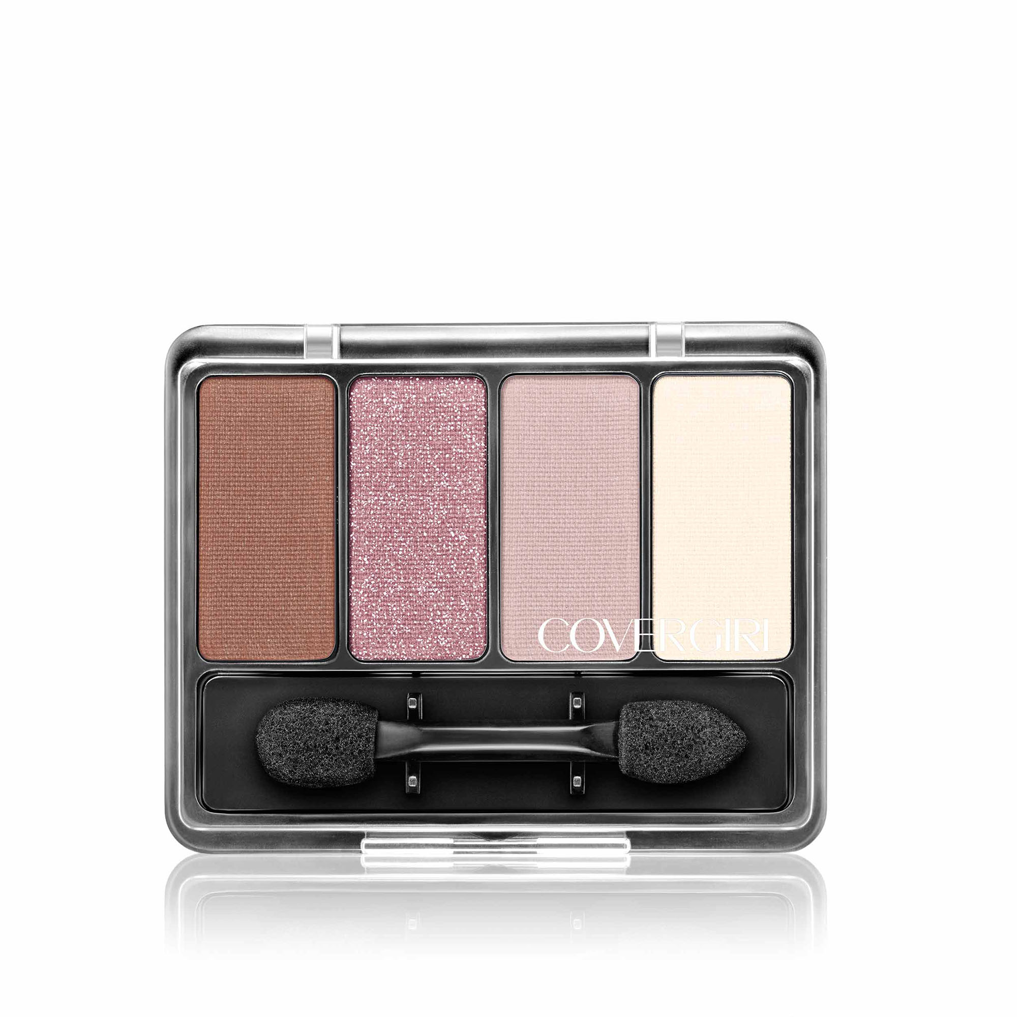 COVERGIRL Eye Enhancers 4-Kit Eye Shadow, Pure Romance 235, .19 oz