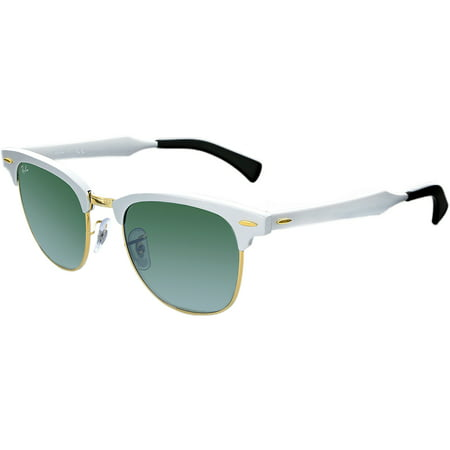 ray ban clubmaster braun silber